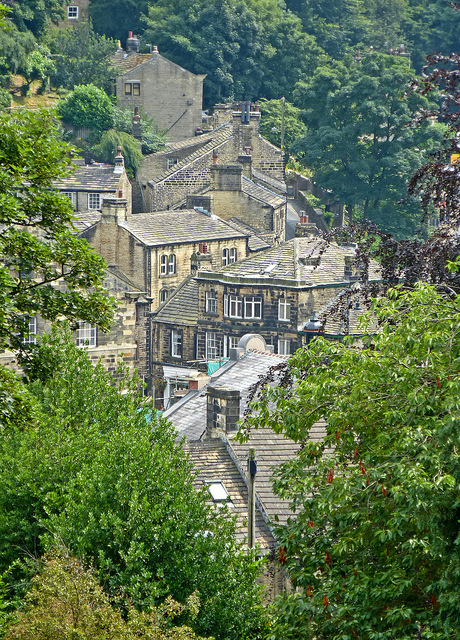 view of Holmfirth